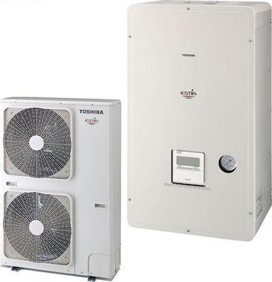 Αντλία Θερμότητας FAN COIL TOSHIBA – CARRIER HWS-P/XWHM